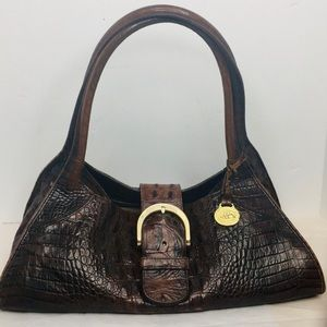 Brahmin Melbourne collection in pecan
